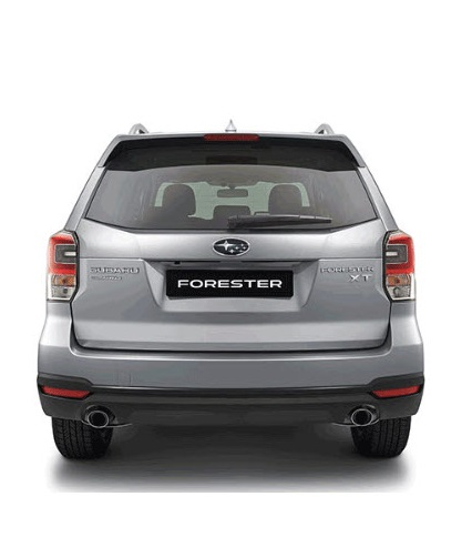 Forester Cargo 1