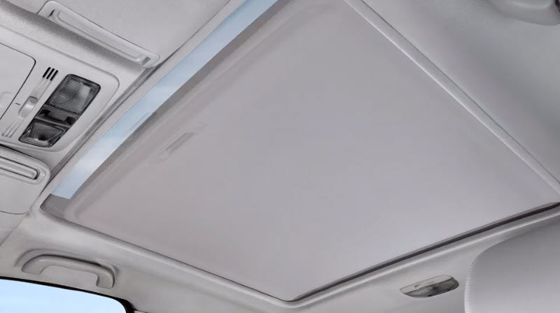 Forester Power Glass Sunroof 2