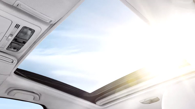 Forester Power Glass Sunroof 1